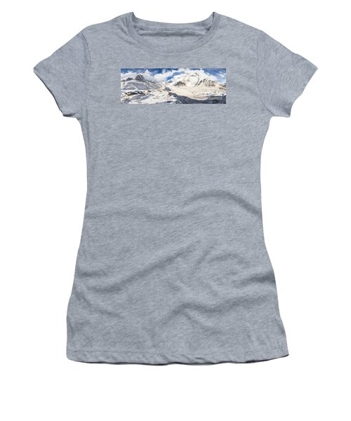 Stunning Nepal - Ebc Women's T-Shirt (Athletic Fit)