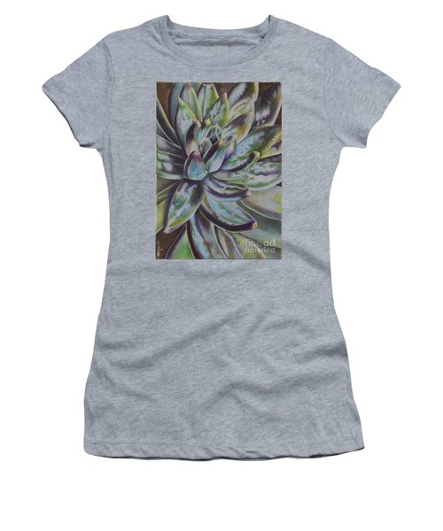 Succulent Women's T-Shirt (Athletic Fit)