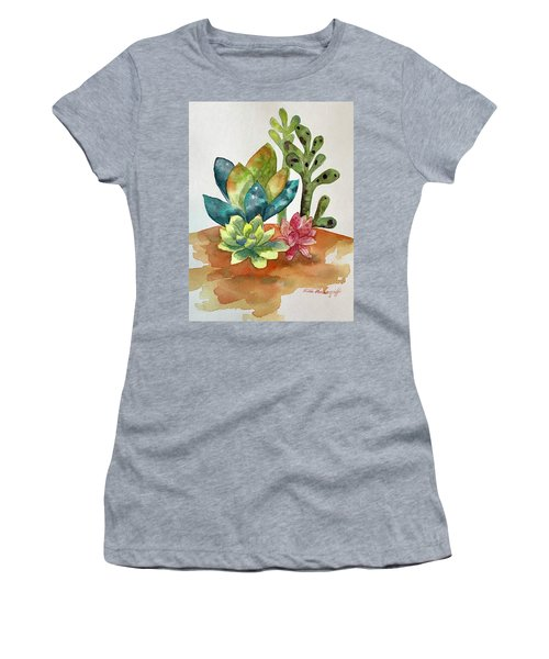Succulents Women's T-Shirt
