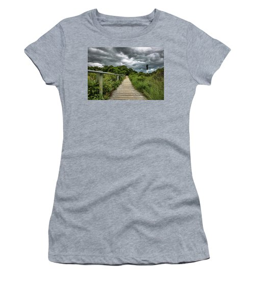 Sullivan's Island Summer Storm Clouds Women's T-Shirt