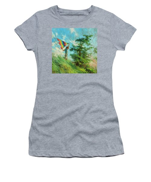 Summer Breeze Women's T-Shirt