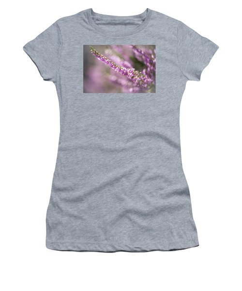 Summer Breezes Through The Heather Women's T-Shirt