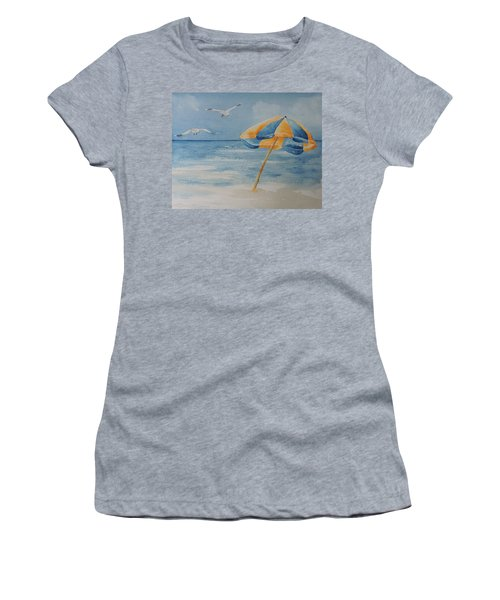 Summer Colors Women's T-Shirt (Athletic Fit)