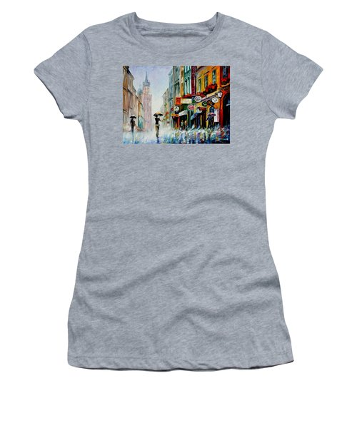 Summer Downpour Women's T-Shirt