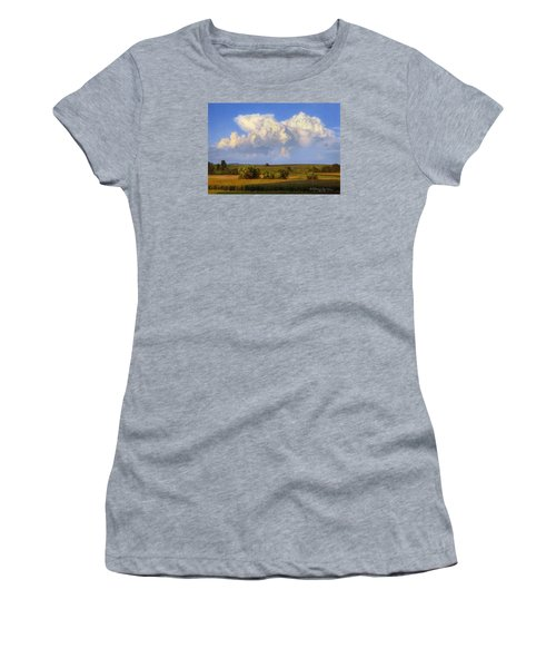 Summer Evening Formations Women's T-Shirt (Athletic Fit)