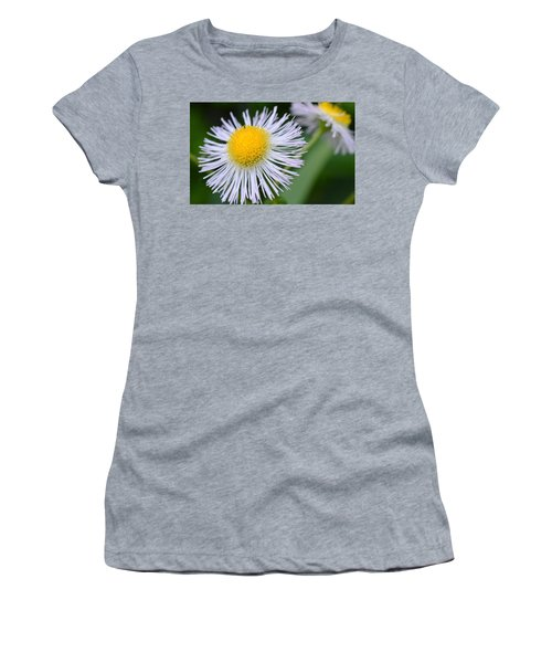 Summer Flower Women's T-Shirt (Athletic Fit)