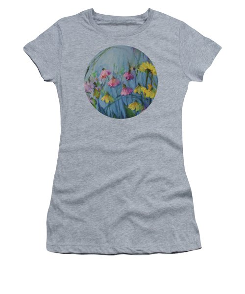Summer Flower Garden Women's T-Shirt