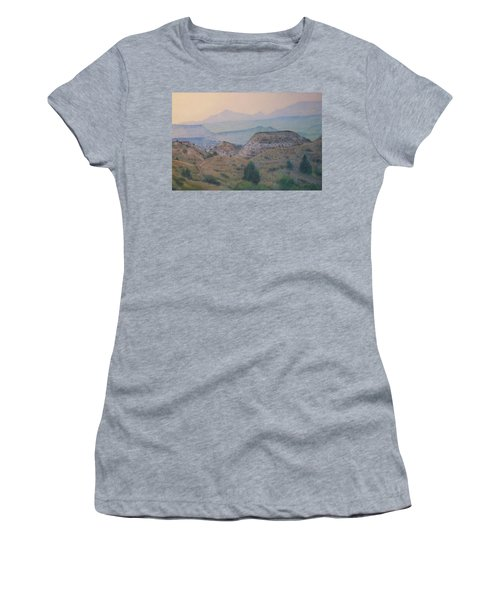 Summer In The Badlands Women's T-Shirt