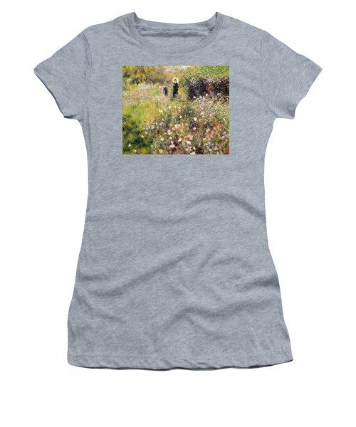 Summer Landscape Women's T-Shirt