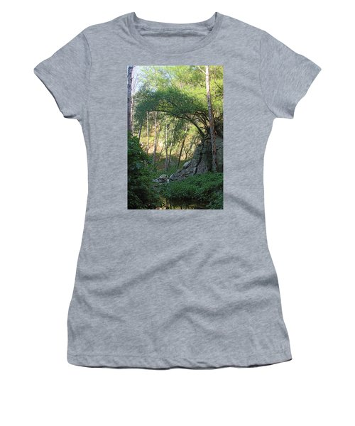 Summer On Bitten Path Women's T-Shirt