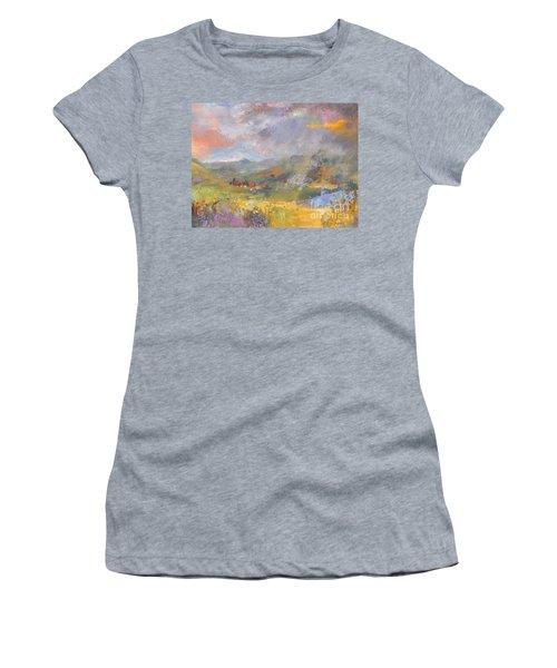 Summer Rain Women's T-Shirt