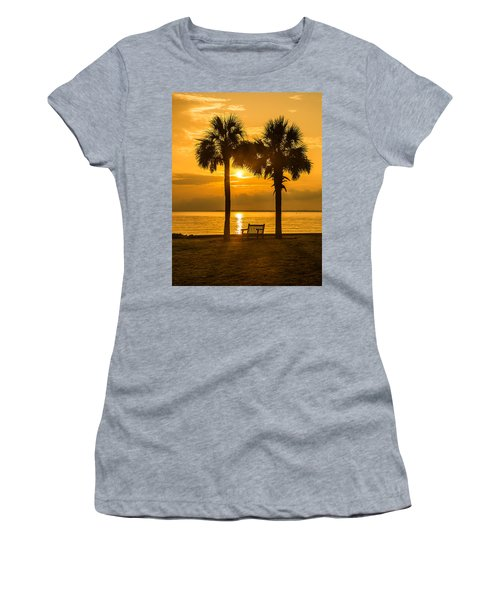 Summer Sunrise - Charleston Sc Women's T-Shirt