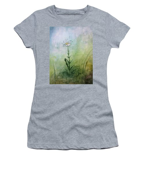 Summer Wildflower Women's T-Shirt (Athletic Fit)