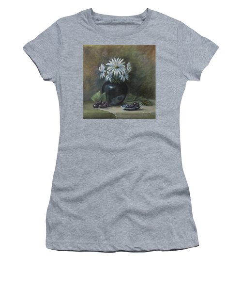 Summer's Delight Women's T-Shirt (Athletic Fit)