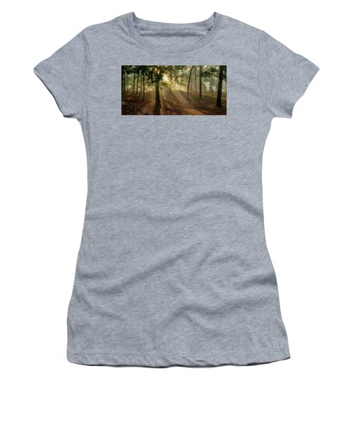 Sun And Clouds Women's T-Shirt