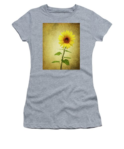 Sun Flower Women's T-Shirt