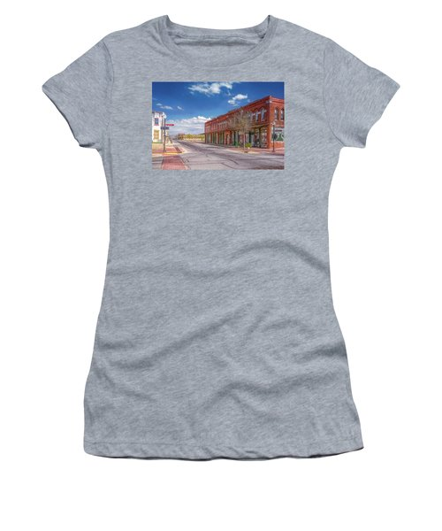 Sunday In Brenham, Texas Women's T-Shirt