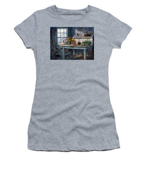 Sunlight Suite Women's T-Shirt (Athletic Fit)