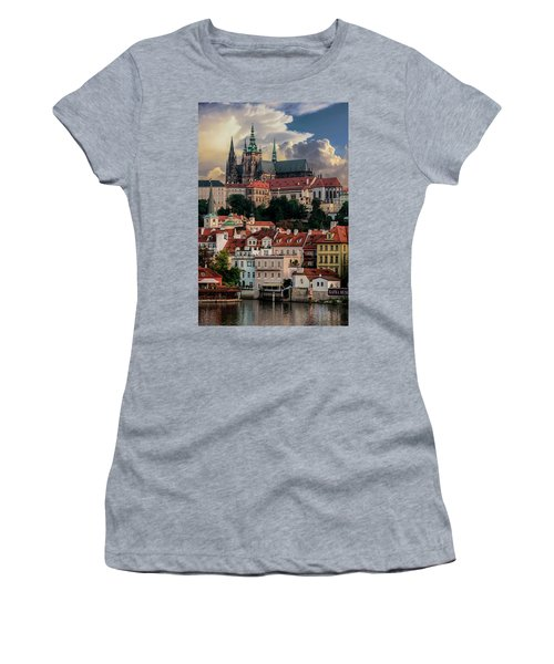 Sunny Afternoon In Prague Women's T-Shirt