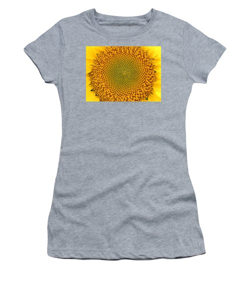 Sunny Swirl Women's T-Shirt (Athletic Fit)