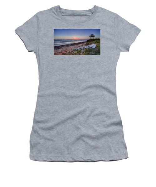 Sunrise Stairs Women's T-Shirt