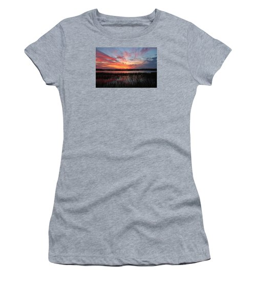 Sunset And Reflections 2 Women's T-Shirt