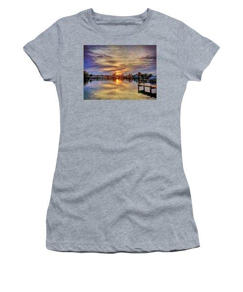 Sunset Creek Women's T-Shirt