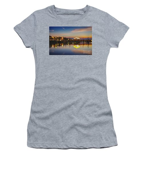 Sunset In Hoi An Vietnam Southeast Asia Women's T-Shirt