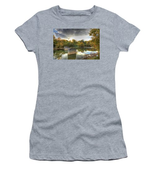 Sunset In Murphy Women's T-Shirt (Junior Cut) by Sharon Batdorf