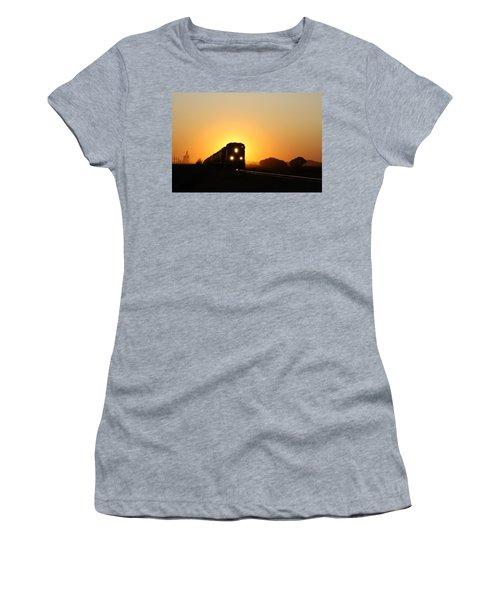 Sunset Express Women's T-Shirt
