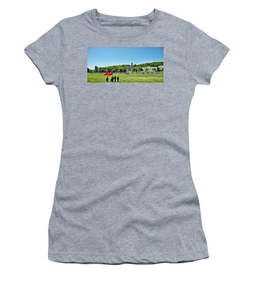 Superintendent's Review Wide Angle Women's T-Shirt