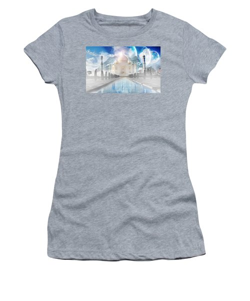 Surreal Women's T-Shirt (Athletic Fit)