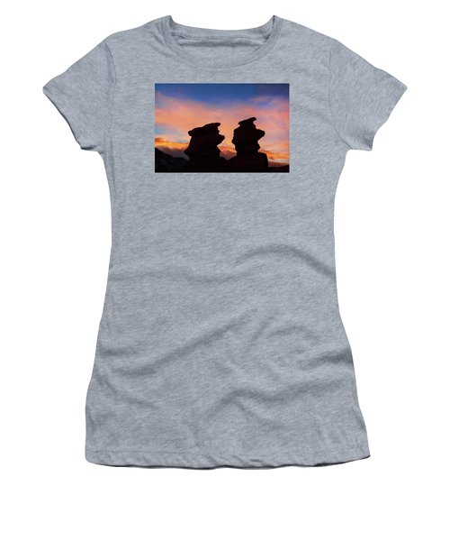 Surrender To The Infinite, Unbounded, Pure Consciousness  Women's T-Shirt (Junior Cut) by Bijan Pirnia