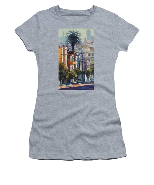 Post Street Women's T-Shirt (Athletic Fit)