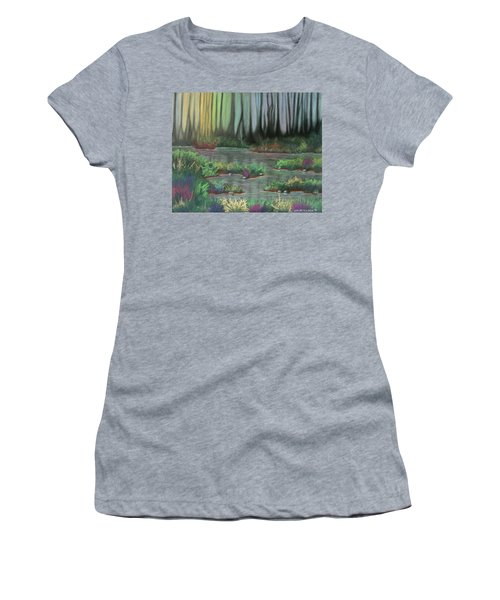 Swamp Things 01 Women's T-Shirt (Athletic Fit)