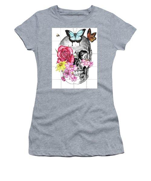Symbol Of Change 2 Women's T-Shirt (Junior Cut) by Heidi Kriel