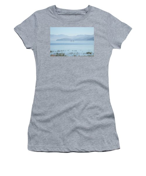 Tahoe Paddle Boarders Women's T-Shirt