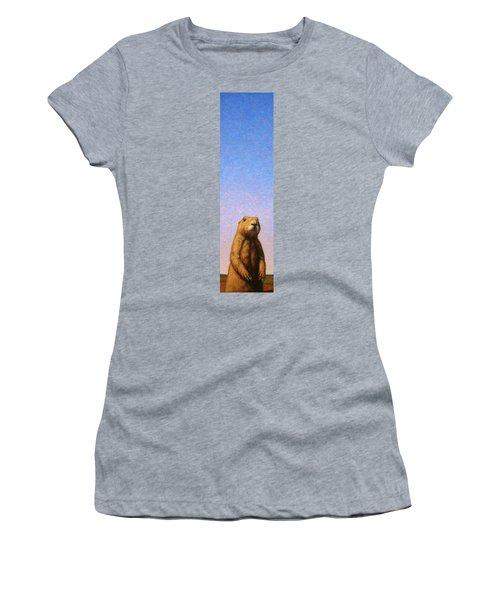 Tall Prairie Dog Women's T-Shirt