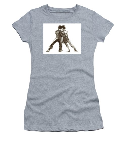 Tango Triangle Women's T-Shirt