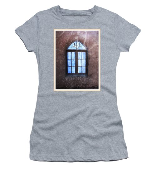 Taos, There's Something In The Light 4 Women's T-Shirt (Athletic Fit)