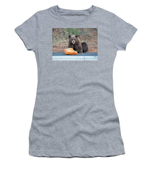 Taste Of The Wild Women's T-Shirt (Junior Cut) by Scott Warner