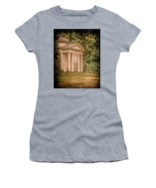 Kew Gardens, England - Temple Of Bellona Women's T-Shirt