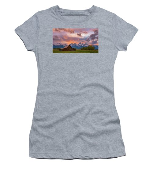 Teton Blaze Women's T-Shirt (Athletic Fit)