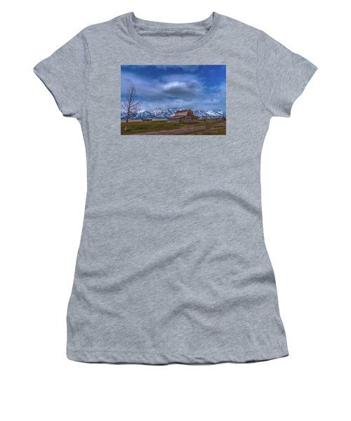 Teton National Park Mormon Row Women's T-Shirt