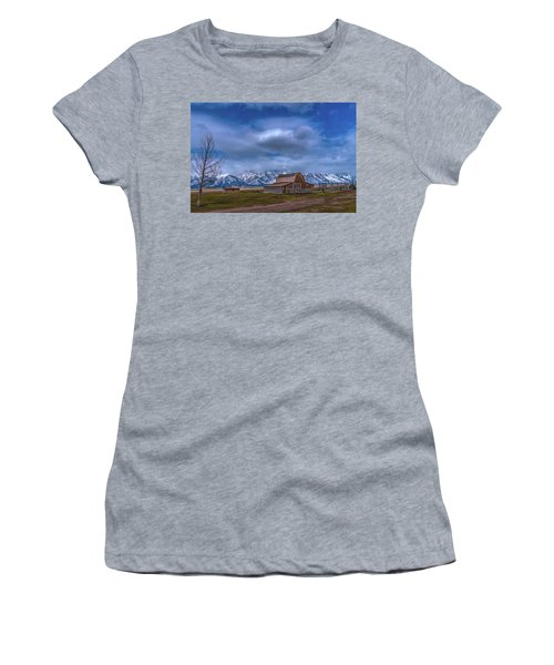 Teton National Park Mormon Row Women's T-Shirt