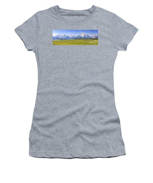 Teton Panorama Women's T-Shirt