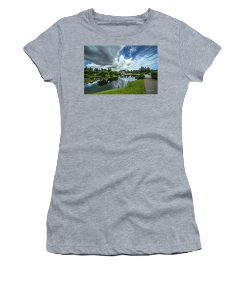 That Prairie Sky Women's T-Shirt (Athletic Fit)