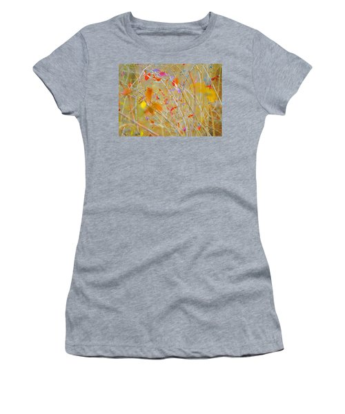 The Abstract Of Nature Women's T-Shirt