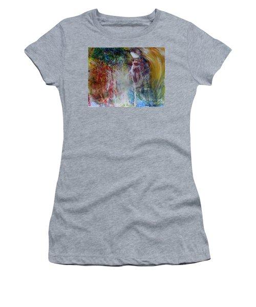 The Adventure Begins Women's T-Shirt