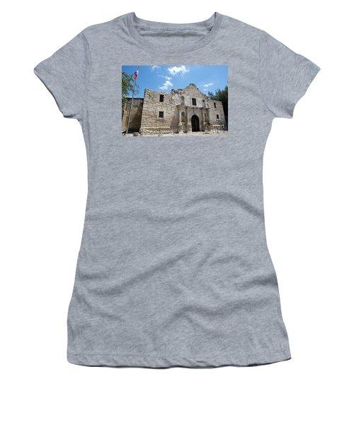 The Alamo Texas Women's T-Shirt